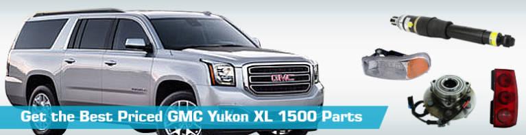 download GMC Yukon XL 1500 workshop manual