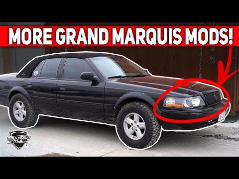 download GRand MARQUIS workshop manual