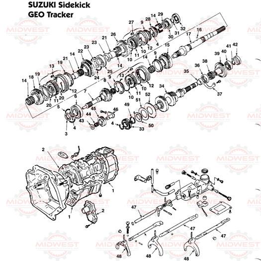 download Geo Tracker workshop manual