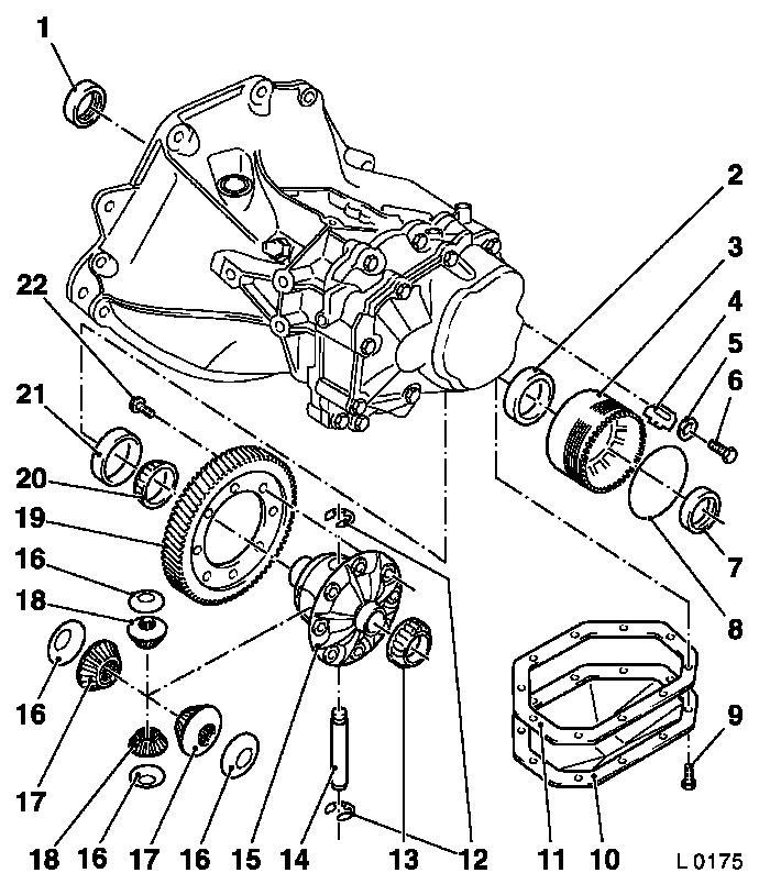 download HOLDEN ASTRA G workshop manual