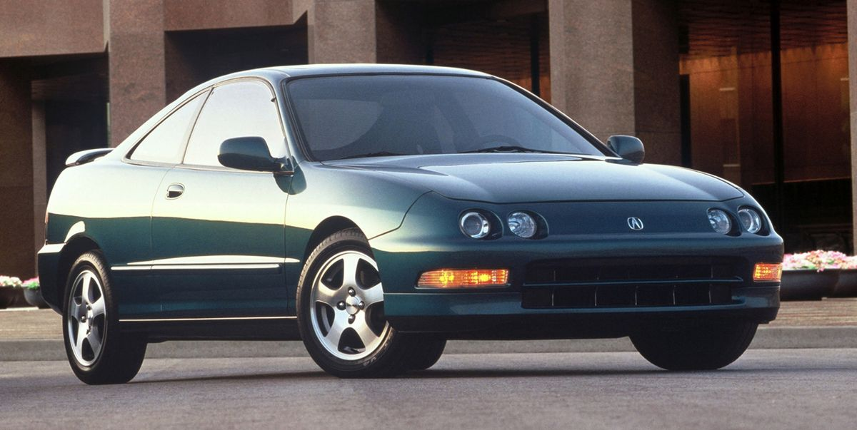 download HONDA Integra workshop manual