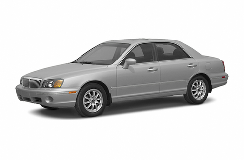 download HYUNDAI XG350 workshop manual