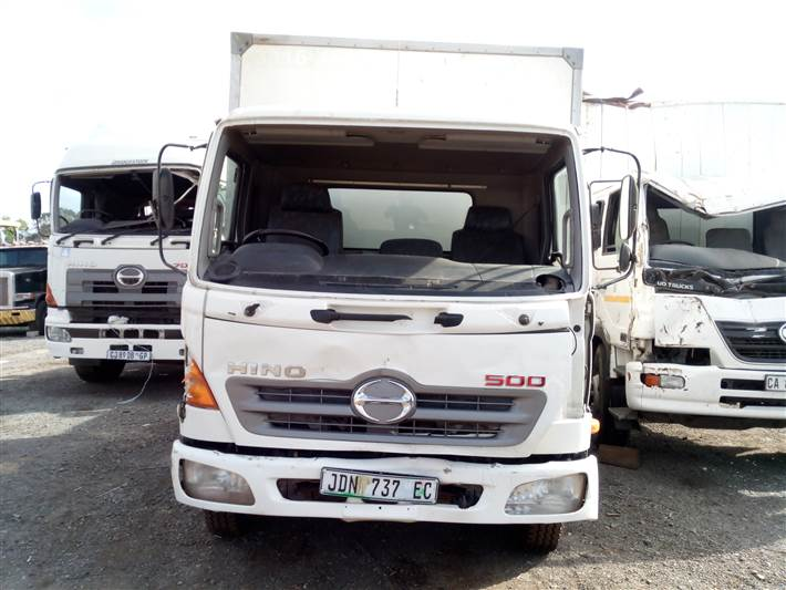 download Hino 500 workshop manual