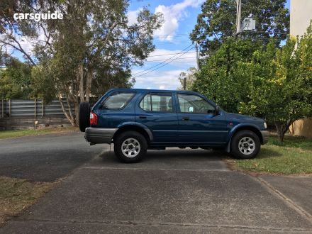 download Holden Frontera workshop manual