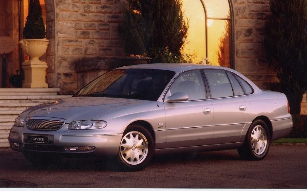 download Holden WH Statesman Caprice II workshop manual