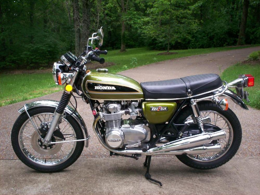 Honda Cb400 And Cb550 Fours 1973  U2013 1977 Haynes Owners