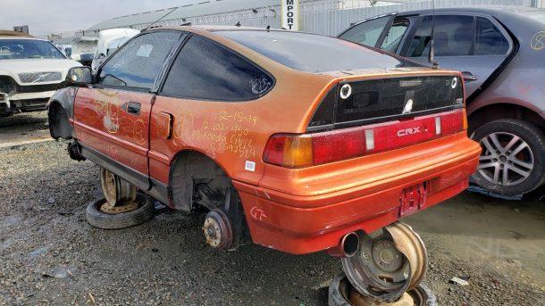 download Honda CRX workshop manual