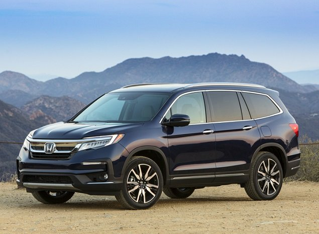 download Honda Pilot workshop manual
