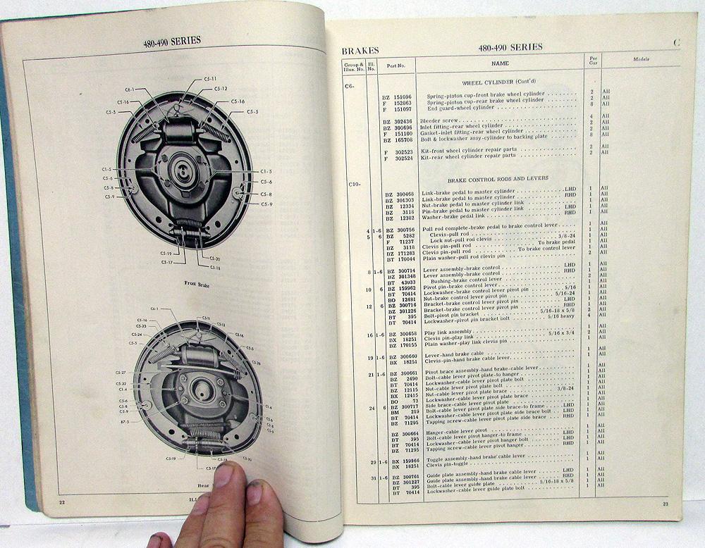 download Hudson Mater ue 480 490 workshop manual
