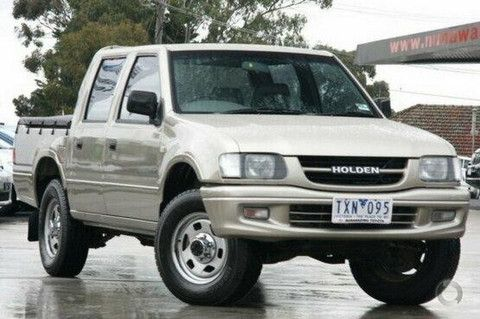 download ISUZU HOLDEN RODEO MANU workshop manual