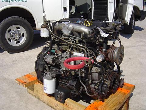 download ISUZU NPR HD NQR W3500 W4500 W5500 4HE1 TC Engine MAN workshop manual