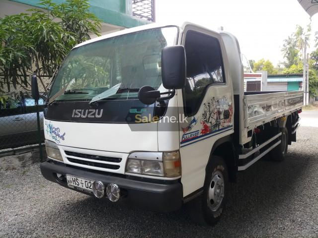 download ISUZU Q Truck workshop manual
