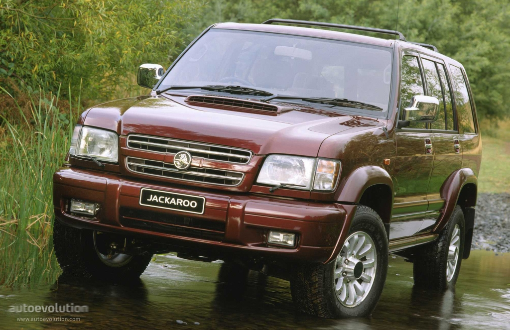 download ISUZU TROOPER HOLDEN JACKAROO workshop manual