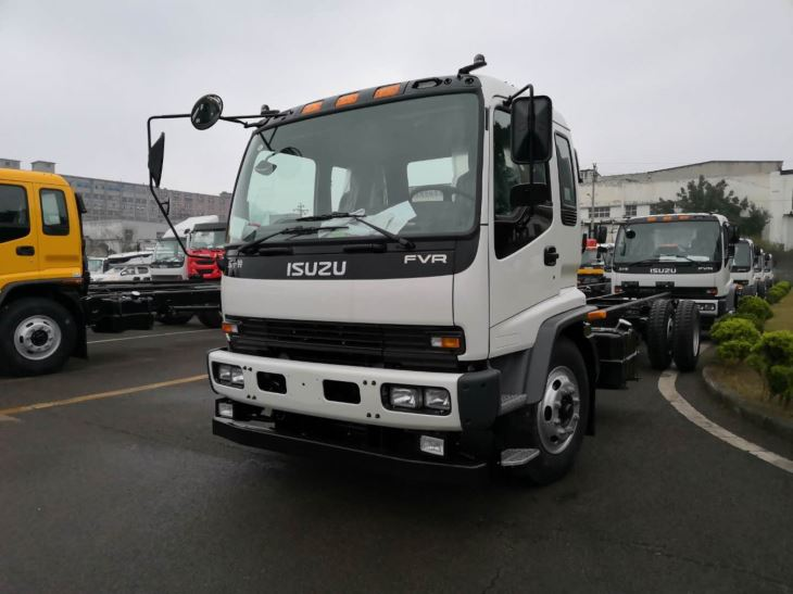 download ISUZU Truck PICKUP VAN FVR workshop manual