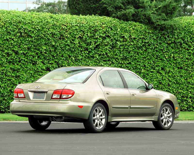 download Infiniti I35 workshop manual
