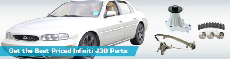 download Infiniti J30 workshop manual