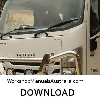 download Isuzu Elf Truck N Series workshop manual
