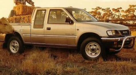 download Isuzu Holden Rodeo 97 workshop manual