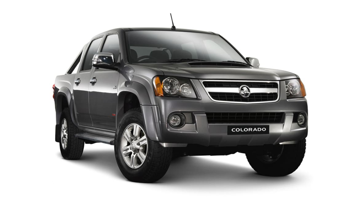 download Isuzu Holden Rodeo Holden Colorado TF Series workshop manual