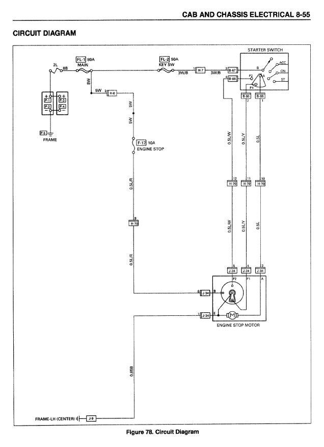 download Isuzu N workshop manual