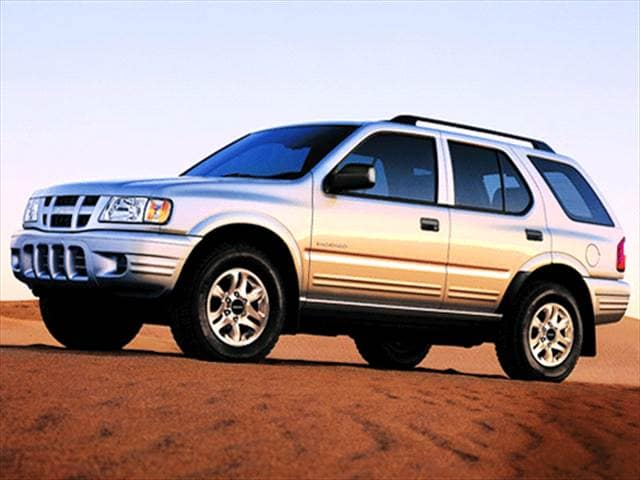 download Isuzu Rodeo Sport workshop manual