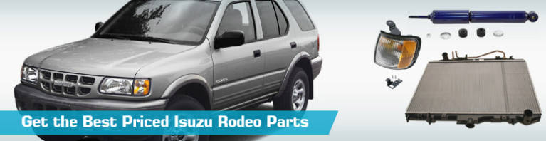 download Isuzu Rodeo UE US Versions Manuals workshop manual