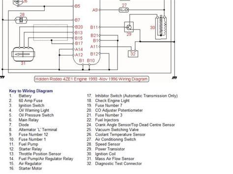 download Isuzu Rodeo workshop manual