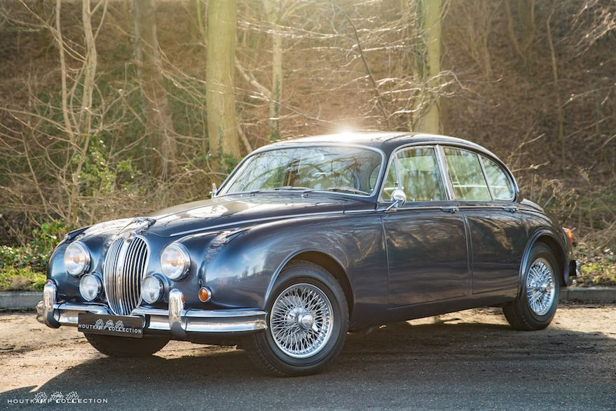 download JAGUAR Jag Mk I 2 workshop manual