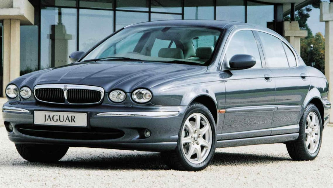 download JAGUAR X TYPE X400 workshop manual