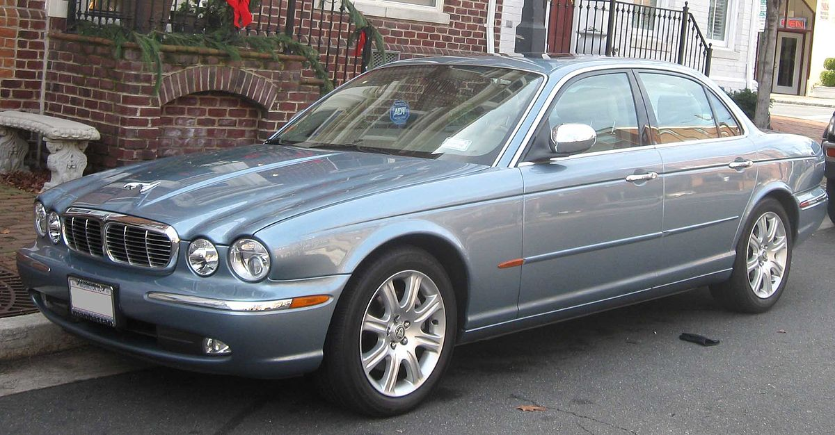 download JAGUAR XJ6 X350 workshop manual