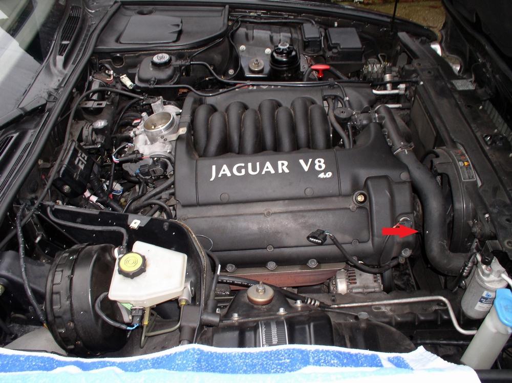 download JAGUAR XK8Models X100 workshop manual