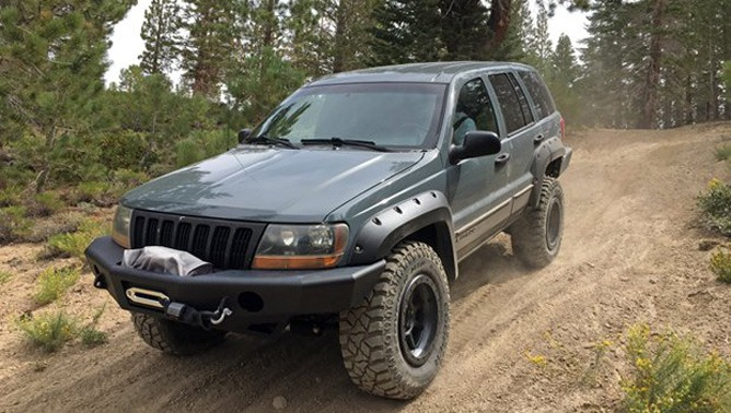 download JEEP GRand CHEROKEE WJ workshop manual