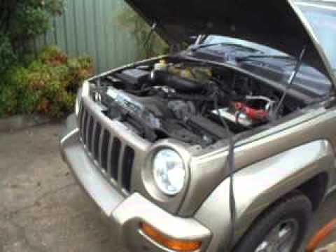 download JEEP LIBERTY KJ workshop manual