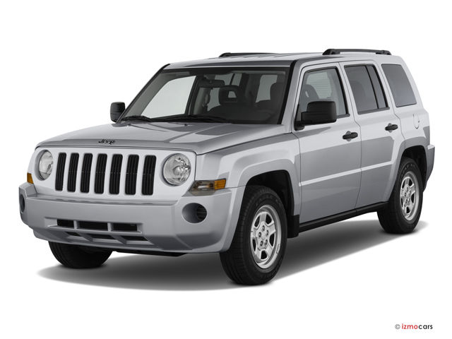 download JEEP Patriot workshop manual