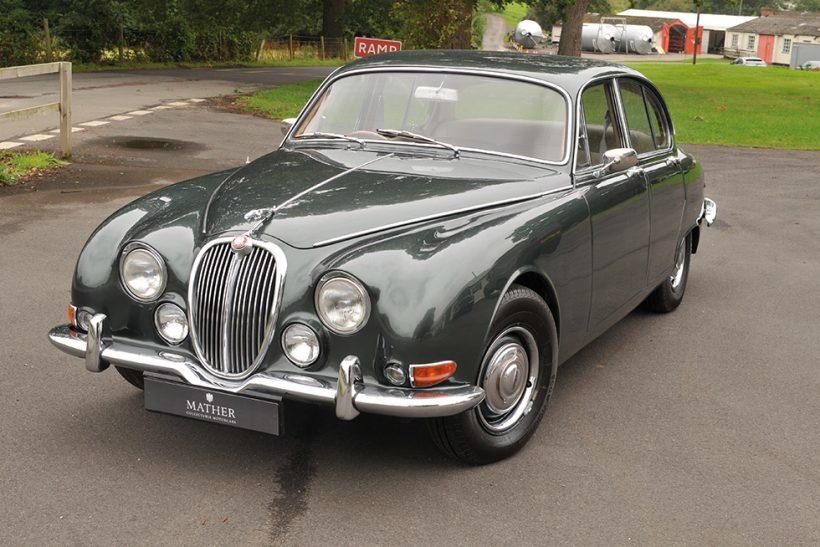 download Jaguar 3.8 Mark 10 workshop manual