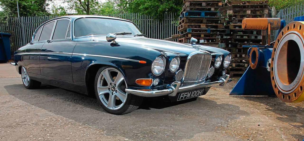 download Jaguar MK10 workshop manual