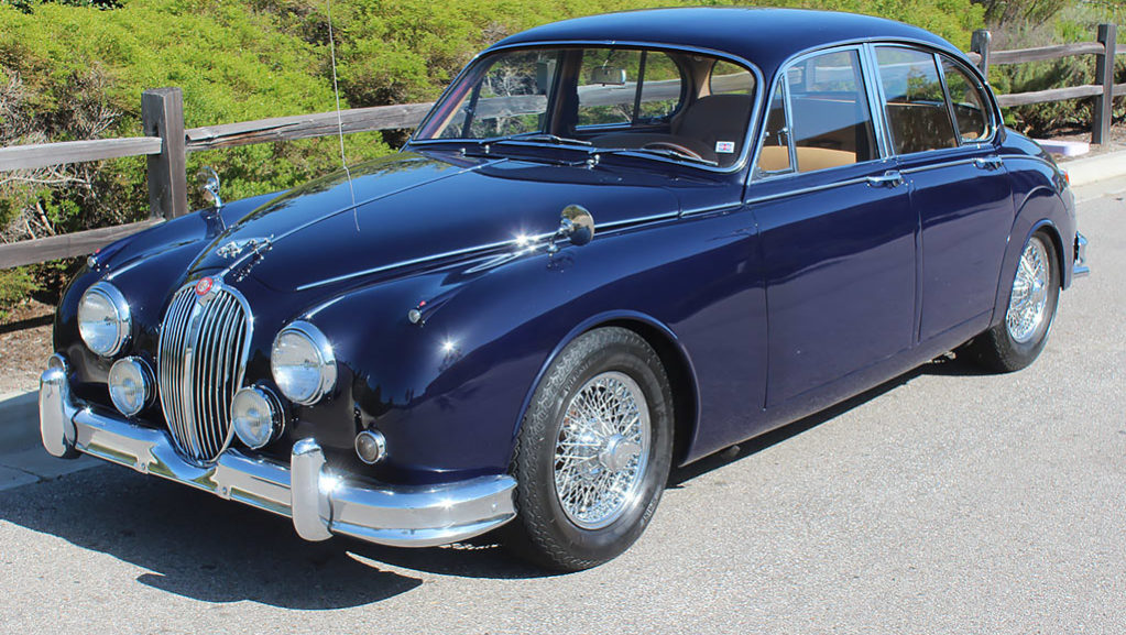 download Jaguar Mark 1 workshop manual
