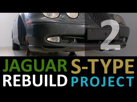 download Jaguar S Type workshop manual
