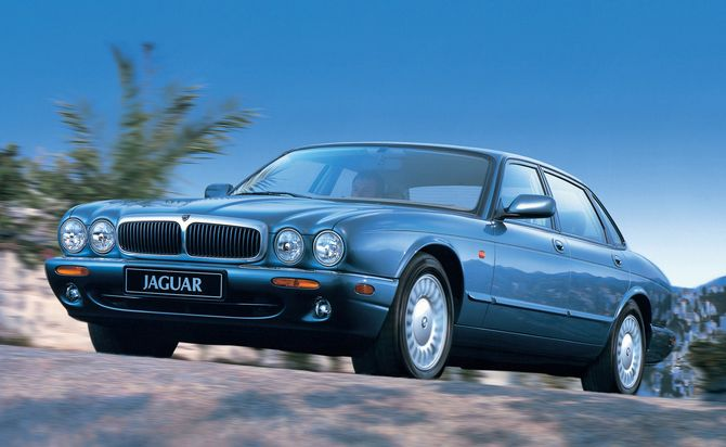 download Jaguar XJ X308 workshop manual