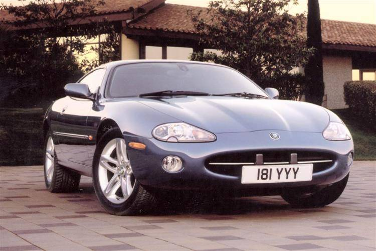 download Jaguar XK8 XKR workshop manual