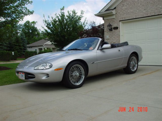 download Jaguar XK8 workshop manual
