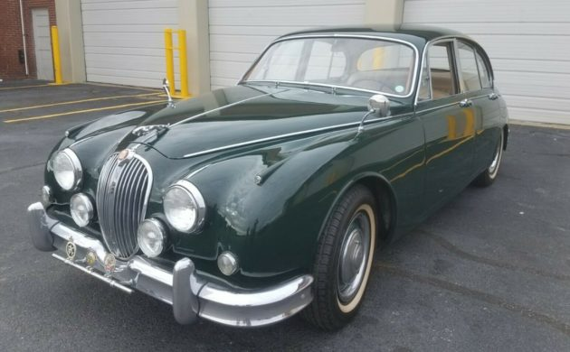 download Jaguar markII workshop manual