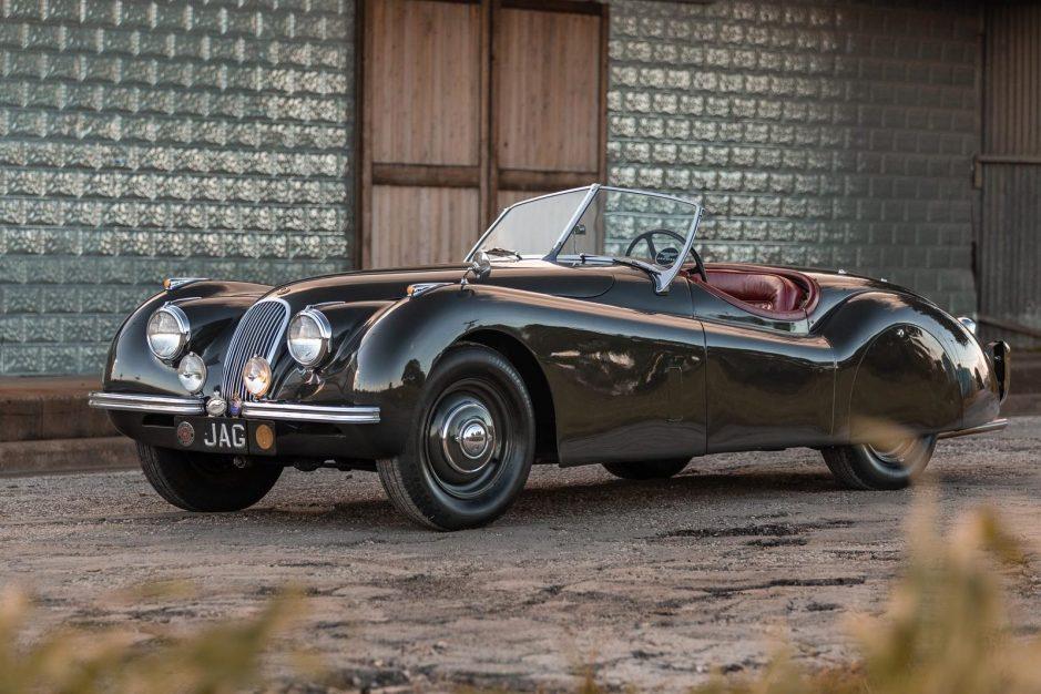 download Jaguar xk120 140 150 1948 workshop manual