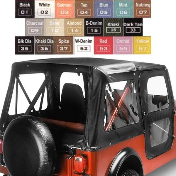 download Jeep CJ5 Sport workshop manual