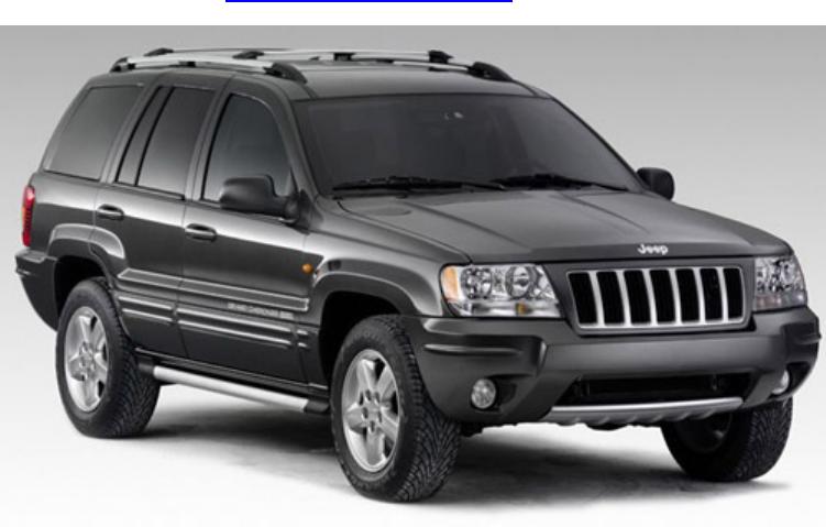 download Jeep Cherokee WJ workshop manual
