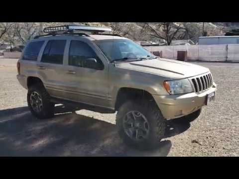 download Jeep Cherokee WJ workshop manual
