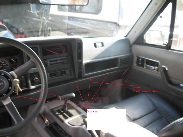 download Jeep Cherokee XJ workshop manual
