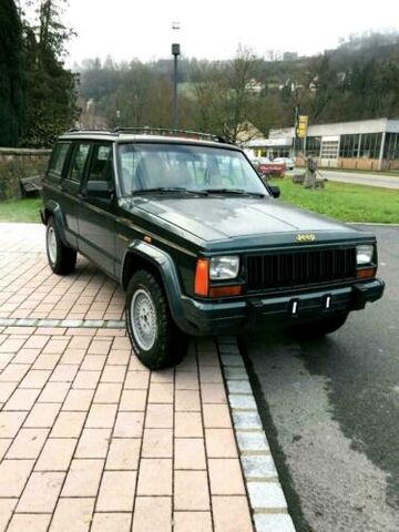 download Jeep Cherokee XJ workshop manual
