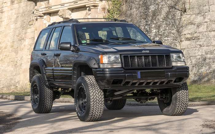 download Jeep Cherokee YJ XJ workshop manual