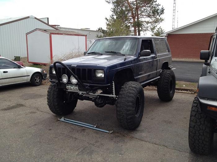download Jeep Cherokee workshop manual